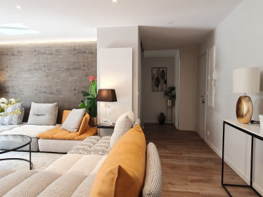 Rénovation totale d'appartement de 90m2 à Sevrier