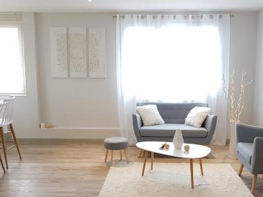 Avant / Après Rénovation d'un appartement de 58m2 av de Genève ANNECY
