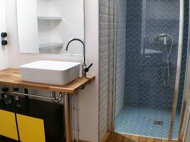 AVANT / APRES Rénovation et transformation d'une salle de bains , av de Genève ANNECY