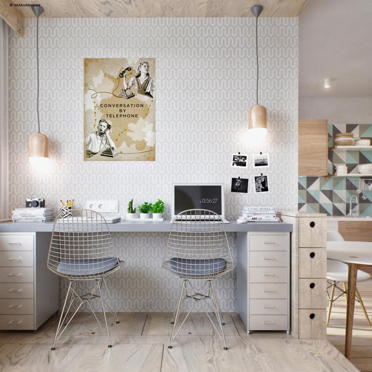 Des idées de bureaux pour travailler à domicile